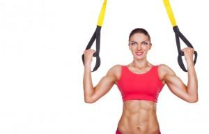 TRX - cvičení